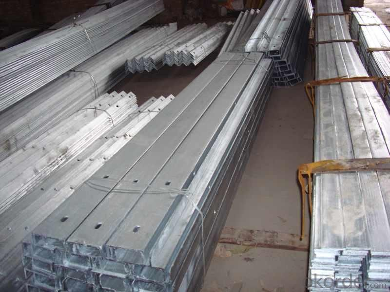 Hot rolled  steel flat bar in Grade Q235 for construction