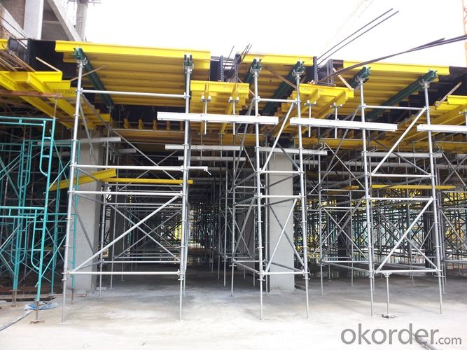 timber beam CONSTRUCTION FORMWORK SYSTEMS