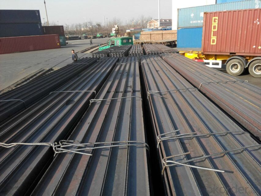 Hot Rolled Steel I-Beams with Highest Quality