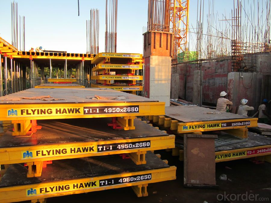 Timber Beam Formwork with H20 Beam, High Quality