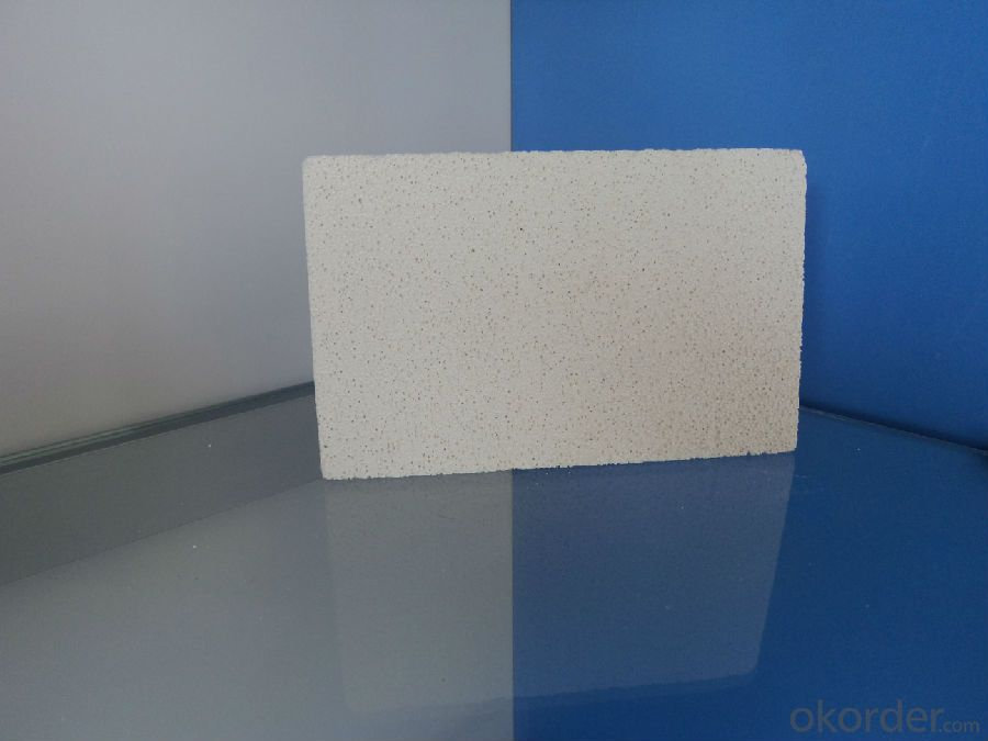 Insulating Fire Brick with Customized Shapes