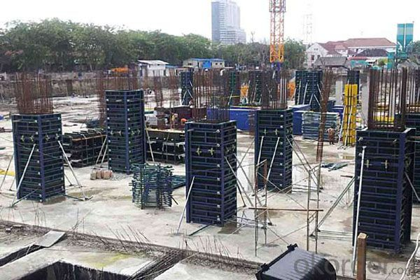 Steel Formwork Scaffolding System Steel Props with high quality