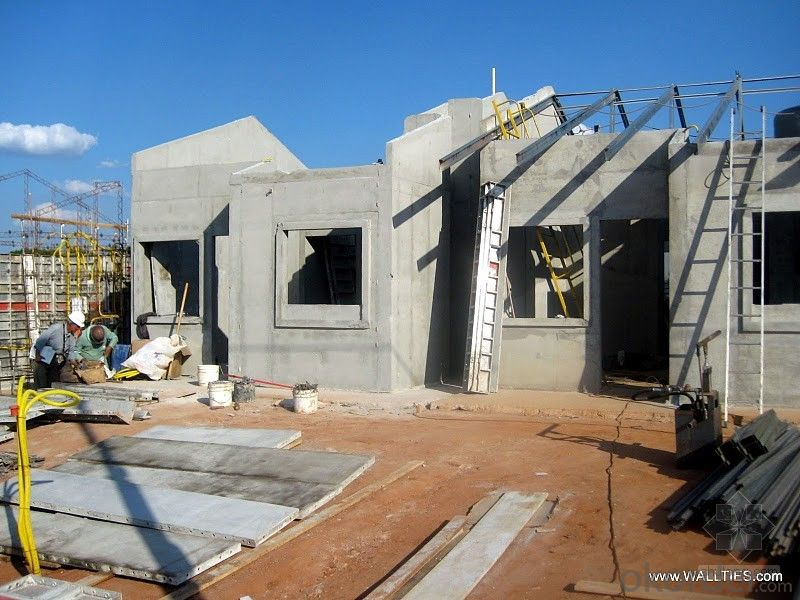 Whole Aluminum Formwork System Used in Large Projects