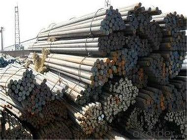 Hard Chrome Carbon Steel Bar with Good Quality-CNBM