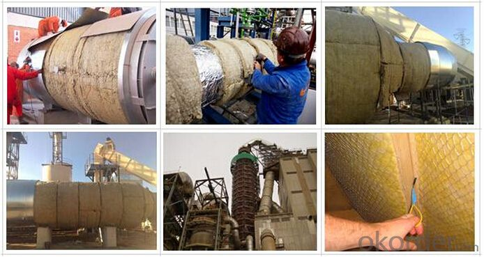 Rock Wool Building Material Prices China