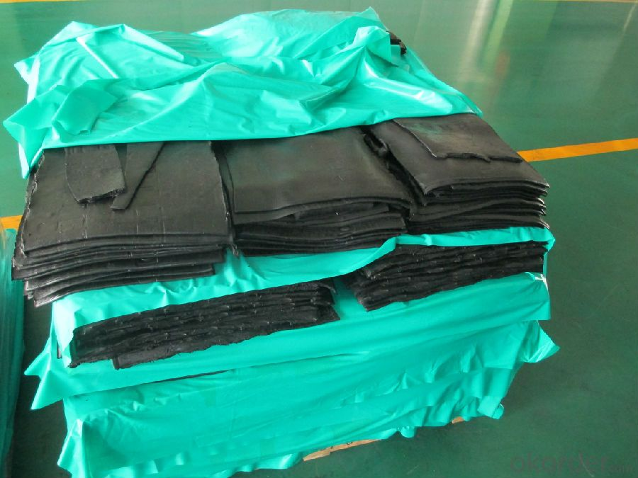 Natural Rubber high elongation, cold resistant,  the elastic modulus and the shear modulus is low
