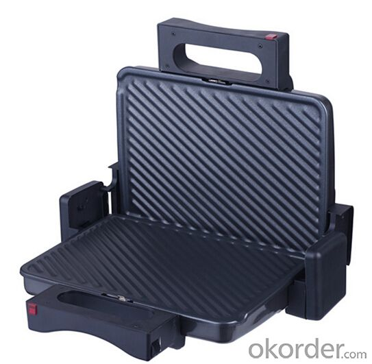Triangle Sandwich Maker Outdoor/Indoor Panini Maker