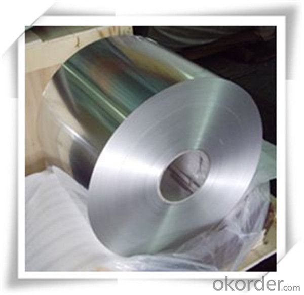 Aluminum Foil Alloy 8011-O Temper For Waterproofing