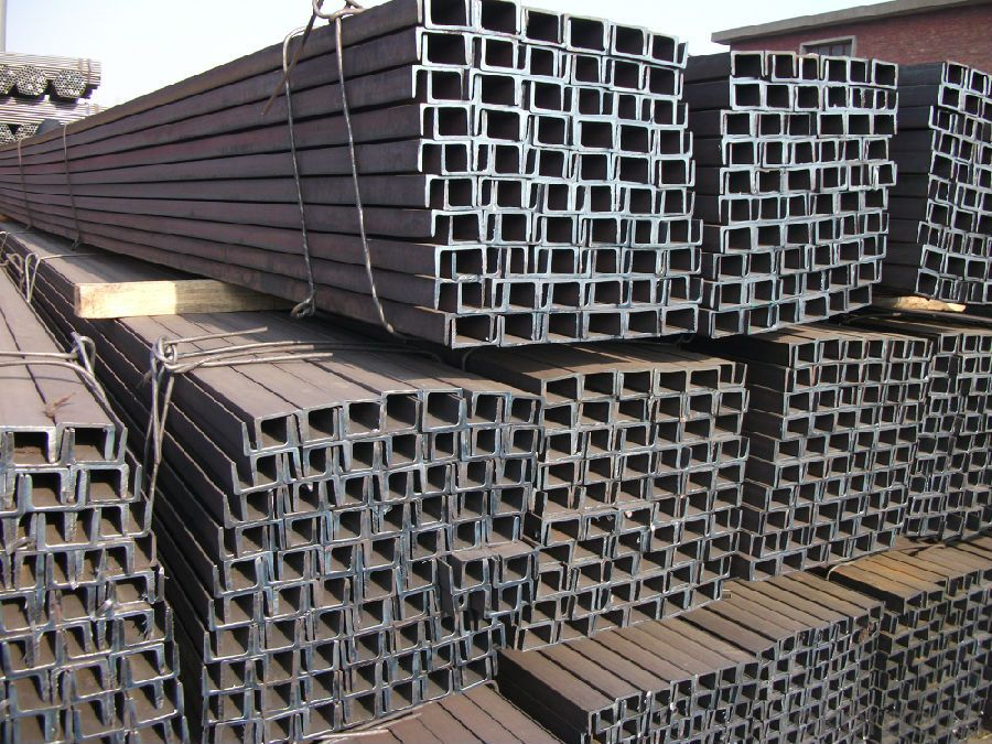 U-channel Carbon Steel JIS Standard High Quality Hot Rolled