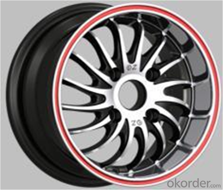 Hot Aluminum Alloy wheels for cars rims 14 inch