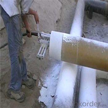 Fiberglass Reinforced Plastic Pipe FRP/GRP Pipe Seawater Desalination Project