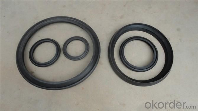 Gasket EPDM Rubber Ring DN80 on Sanitary