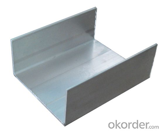 Aluminium profile Industrial for Doors and Windows