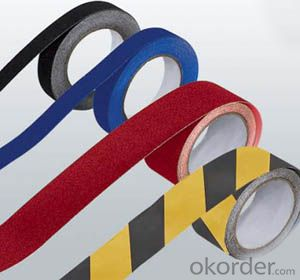 Floor Tape Black Color for  Promotion Now