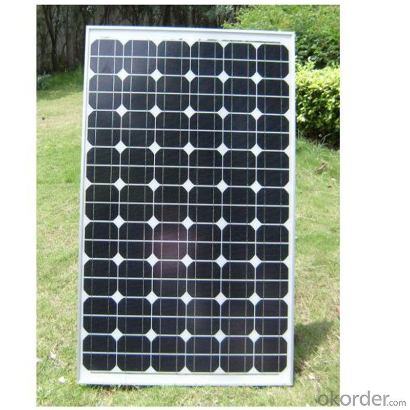 High Effect Ice-022 110 Watt Solar Panel Solar Panel