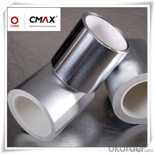 Aluminum Foil Manufacturer from China 2015 Hot Sale 8011 1235 1145 5182 3105