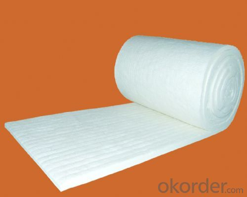 Insulating Ceramic Fiber Blanket for Insulation Made in China with Good Quality