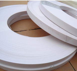 PVC Edge Banding Rolls White Edge Banding for Furniture