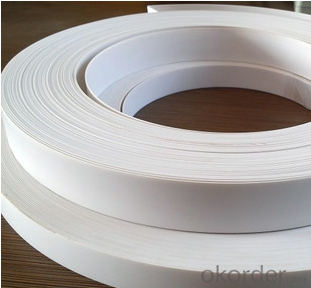 Cabinet and Furniture Plastic PVC Edge Banding