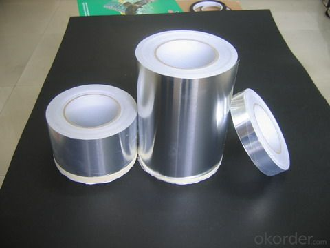 Factory for High Quality Self Adhesive Aluminum Foil Tape