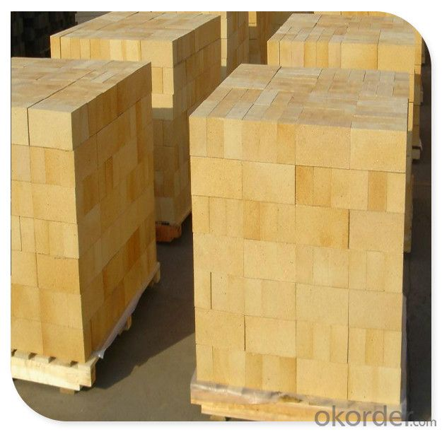 High Refractoriness Brick for Cement Kiln