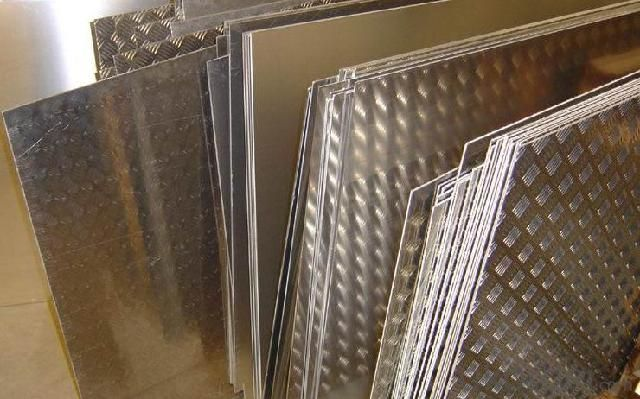 Aluminium Checker Plate for Light Truck Trays