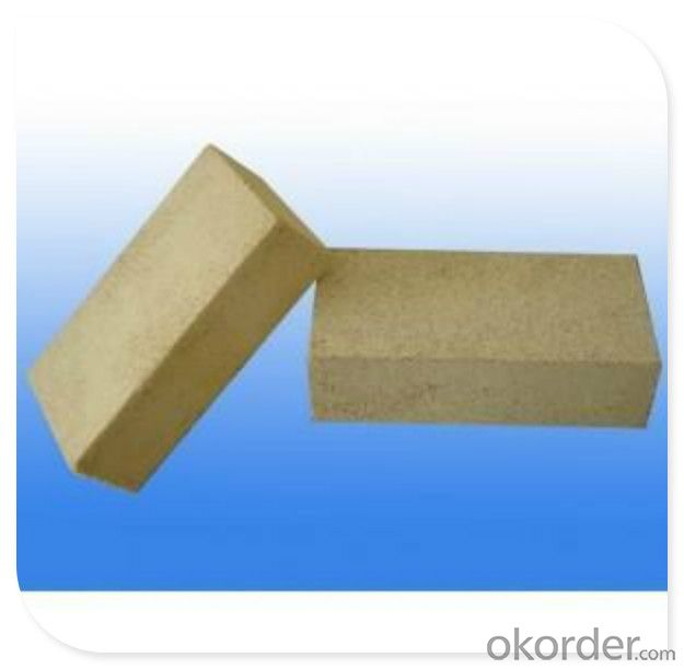 High Alumina Refractory Brick for Hot Blast Stove&Blast Furnace&Lime Kiln