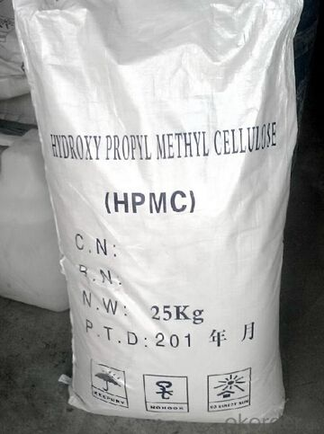 Hydroxypropyl Methyl Cellulose, CAS No.: 9004-65-3