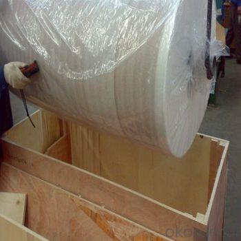 bubble foil mylar flim for heat seal lamination AL+LDPE