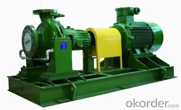 OH1 OH2 API 610 Chemical Centrifugal Oil Pump