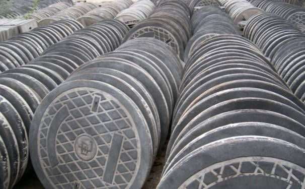 Manhole Covers Ductile Iron B125 EN124 for Sale