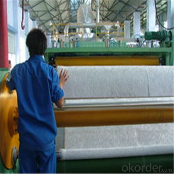 Emulsion Binder Chopped Sand Mat in China