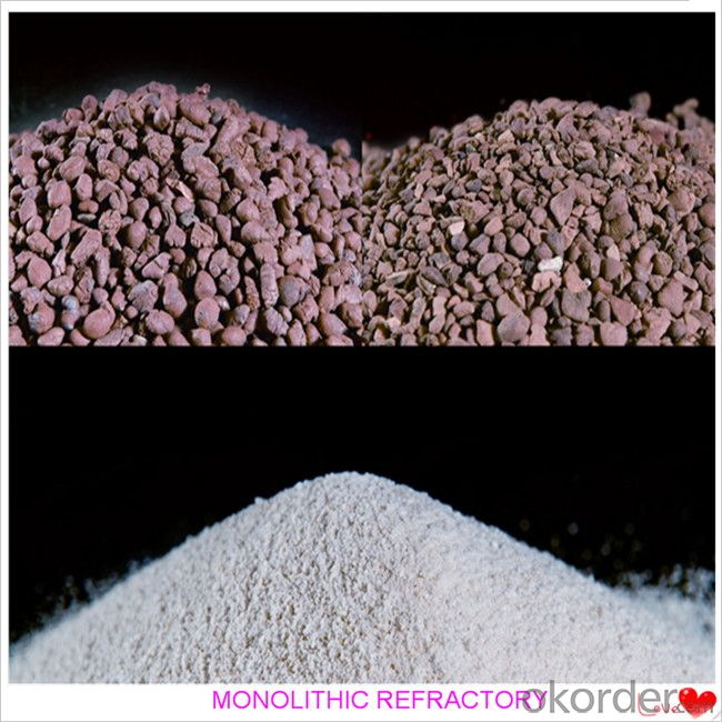 Ceramic Fiber Castable For Fireplace and Industrial Furnace