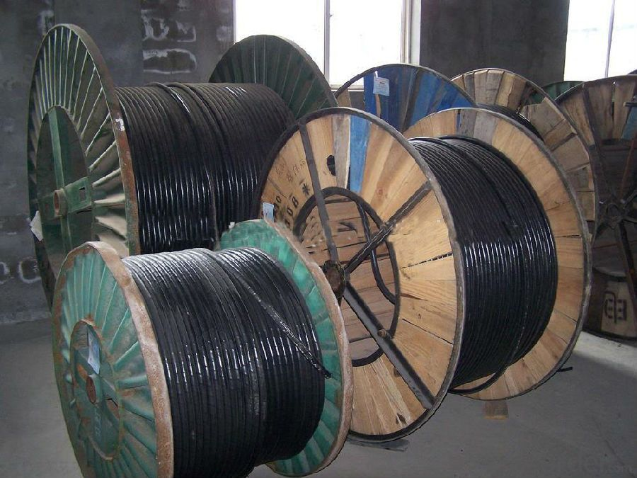 High quality 11kv /22kv /33kv XLPE insulated PVC sheath Copper power cable