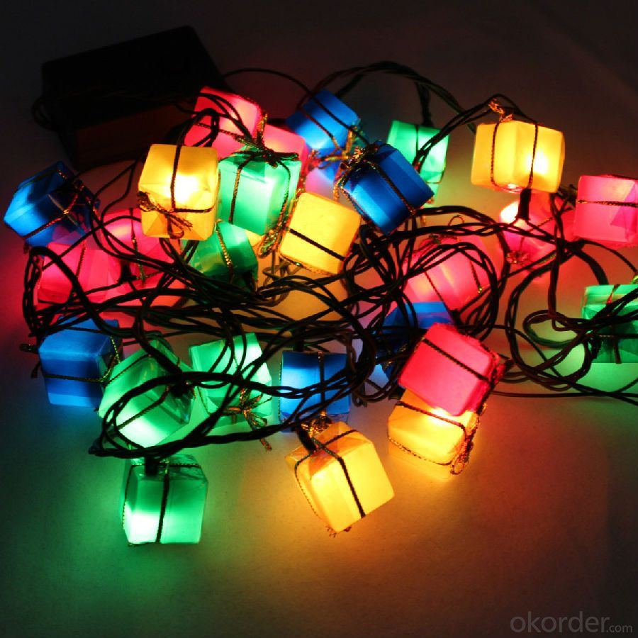 10m CE Waterproof Led String Light / Christmas Festival Lighting /10m Connectable String Light