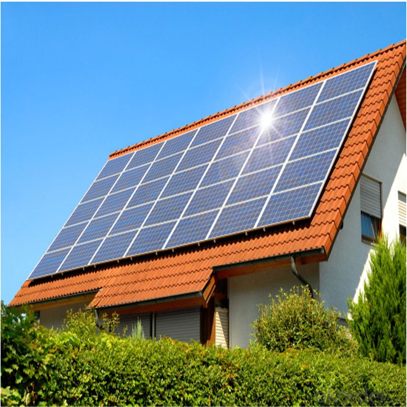 Buy High Effect 1kw Solar System For Home Solar Panel Price Size Weight Model Width Okorder Com