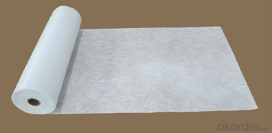 E Glass Emulsion Chopped Strand Mat Used For Filament Winding