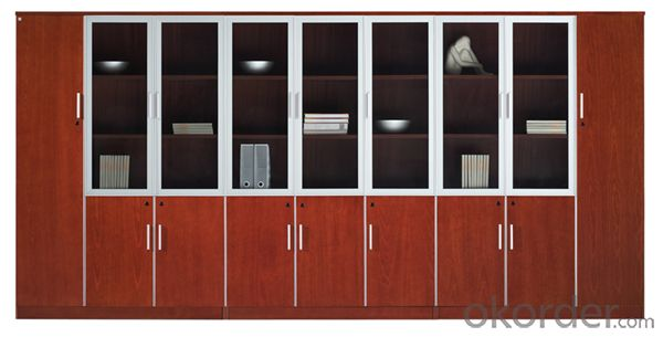 Commercial Filing Cabinet with Vaneer Painting