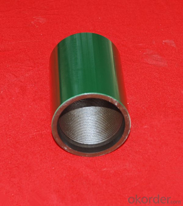 API Seamless Tubing Coupling With High Quality For Oil Well