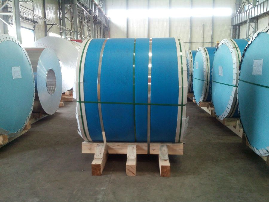 Direct Casting Aluminium Coil for Rerolling
