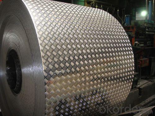 1-10mm Cost Price Embossed Aluminum Sheet