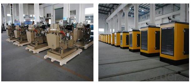 20KW-1200KW CE Certified Diesel Generator Power