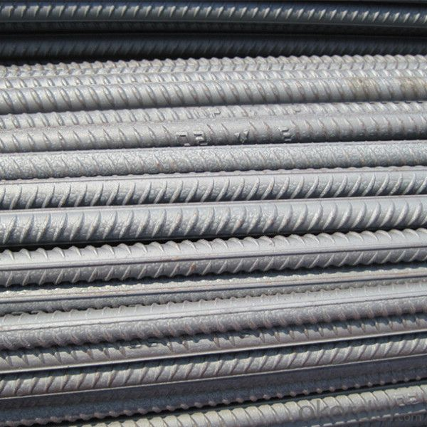 Metallic Material Steel Rebar/ Deformed Steel Bar/Iron Rods for Construction Concrete