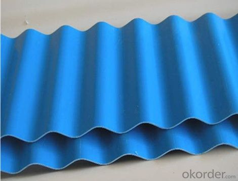 Premium Corrugated  Galvanized Steel Sheet