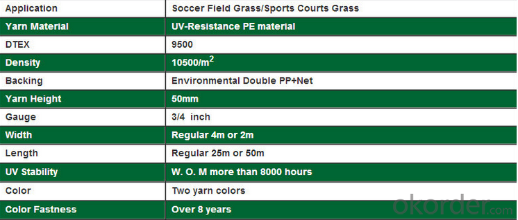 Artificial grass for Football Field soccer fied mini football field