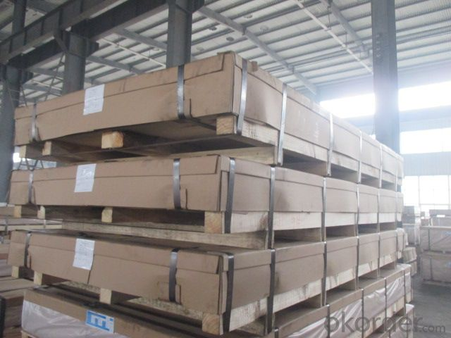 Aluminium Plate With Discount Price In Our Waehouse