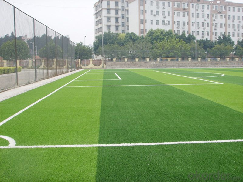 Artificial Football Turf with Cheap Price