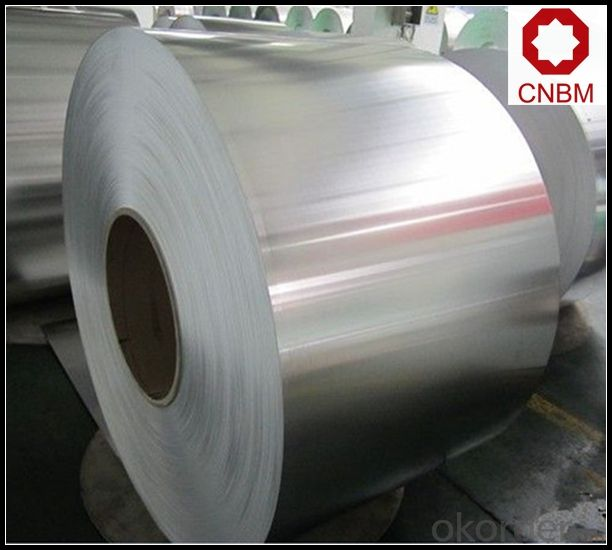 Mill Finish Aluminium coil DC and CC 1/3/5/6/8 Series
