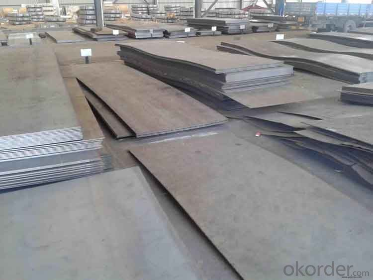 HR sheet ! hot sales hot rolled carbons steel checker plate/sheet mild steel chequer plate/sheet