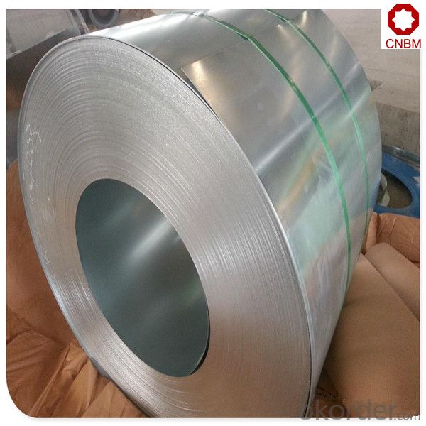Hot -dip galvanized steel coil CS quality